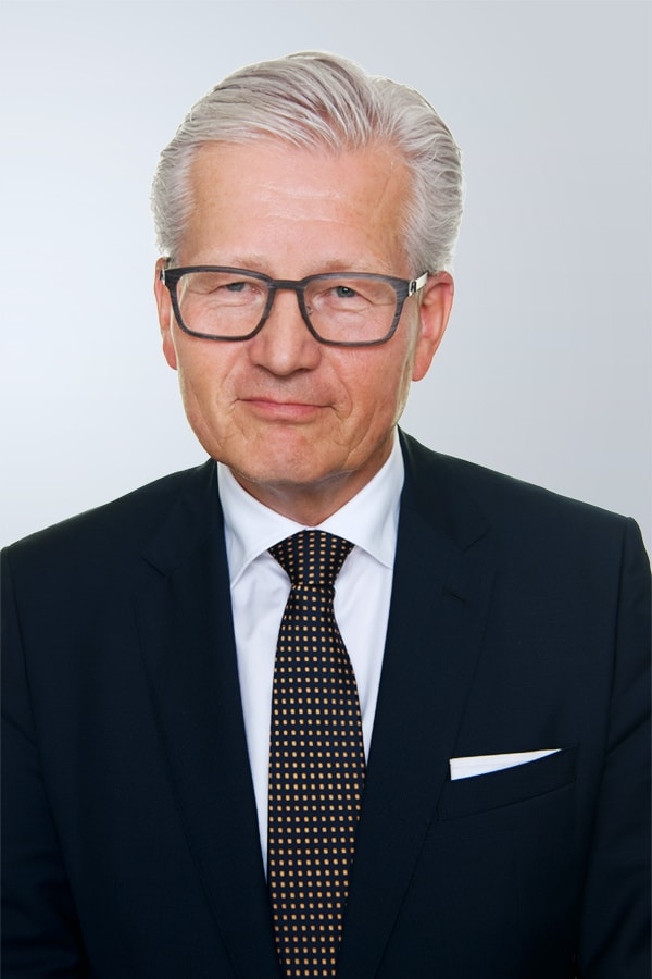 Ragnar Sjoner, Chairman of the Board